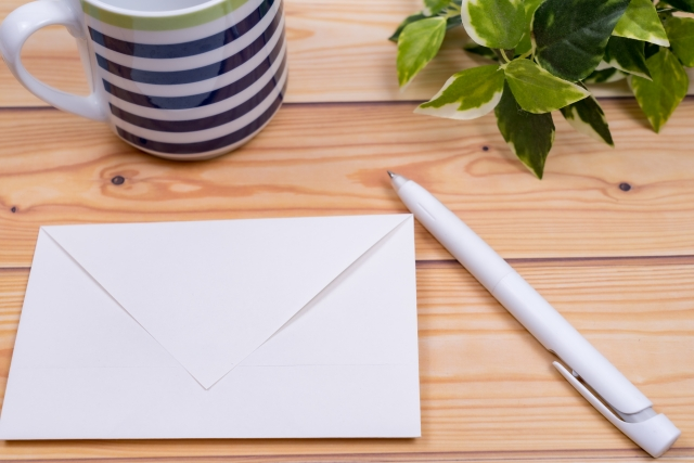 自分で思念伝達をする効果的な方法・手紙を書く